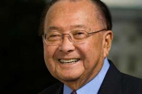 U.S. Senator Daniel K. Inouye (D-Hawaii) died Monday at age 88