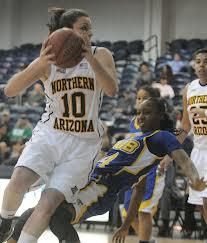 NAU Women's Basketball Team