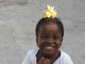 Belle, Foyer Renmen, Bon Repos, Haiti