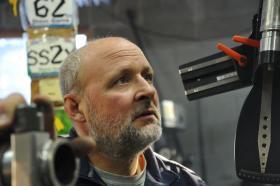 Steve Garro, owner of Coconino Cycles in Flagstaff