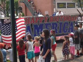 Downtown Flagstaff - 4th of July
