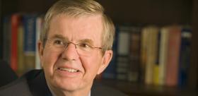 Dr. John Haeger, President of Northern Arizona University