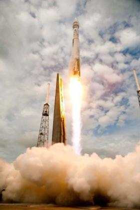 NASA's Mars Maven spacecraft launches