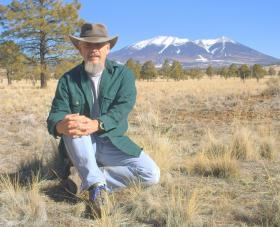 NAU biology professor Tom Whitham