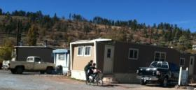 If a developer's rezoning application is approved by the city, 56 families at the Arrowhead Village trailer park will have to move. But low income housing in Flagstaff is sparse.