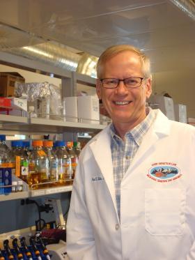 Geneticist and NAU professor, Paul Keim