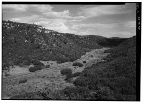 Prater Canyon in Mesa Verde National Park