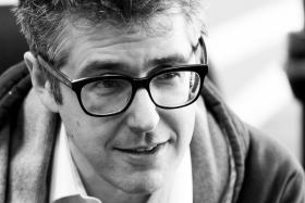 "Ira Glass, host of ""This American Life"""