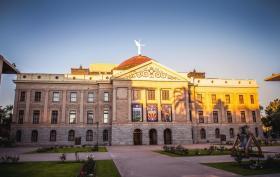 The Arizona Capitol Building