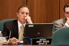 Senate President Andy Biggs