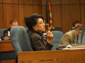 State Senator Olivia Cajero Bedford