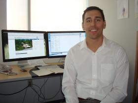 Michael Shafer, assistant professor in mechanical engineering at NAU.