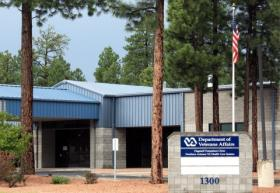 The Northern Arizona V.A. Health Care in Flagstaff.