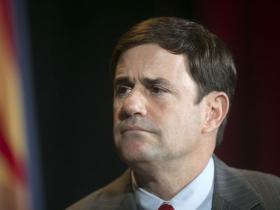 Republican gubernatorial candidate Doug Ducey
