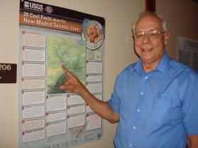 Northern Arizona University professor Dave Brumbaugh is the director of the Arizona Earthquake Information Center.