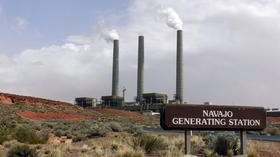 The Navajo Generating Station near Page on the Navajo Nation and is owned by the federal government's Bureau of Reclamation, as well as regional utilities like the Salt River Project, Arizona Public Service Co., Los Angeles Department of Water and Power, Tucson Electric Power Co., and NV Energy.