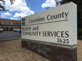 The Coconino County Health Services District Building