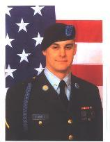 Patrick Tinnell died April 19, 2006, in Iraq when his humvee was blown up by a suicide bomber.