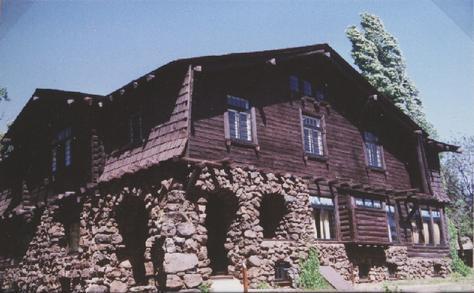 Riordan Mansion State Park in Flagstaff