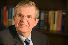 NAU President John Haeger
