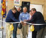 Ribbon Cutting at Motor Excellence