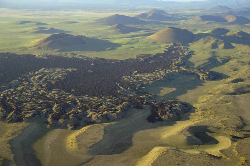 S.P Crater
