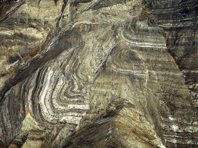 Panamint Butte Fold