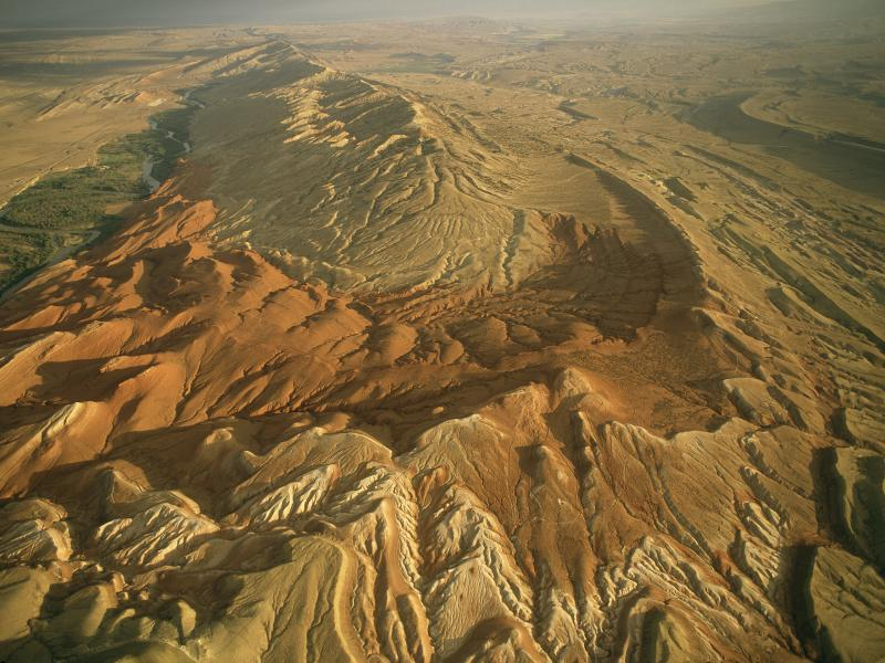 Sheep Mountain Anticline