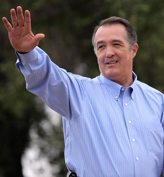 Trent Franks at the 2011 Veterans Day parade in Phoenix, Arizona.