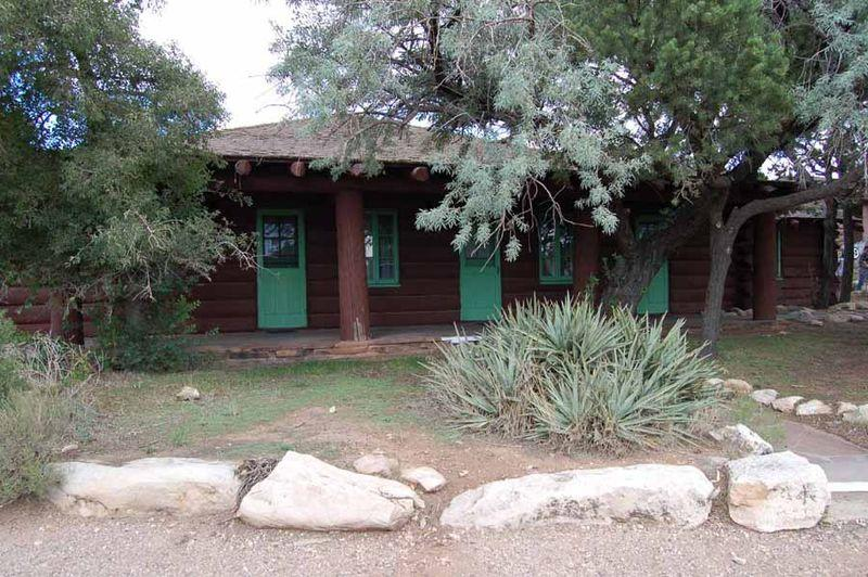 Bucky O'Neill Cabin, Grand Canyon National Park, Arizona