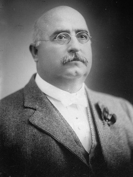 The State of Arizona's First Governor, George W.P. Hunt, 1916