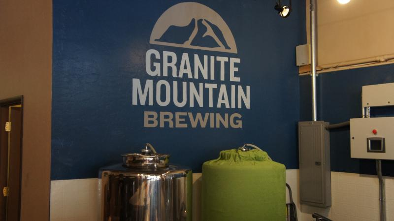 Granite Mountain Brewing Co. opened its doors in August after a successful Kickstarter campaign helped the co-founders raise over $18,000.