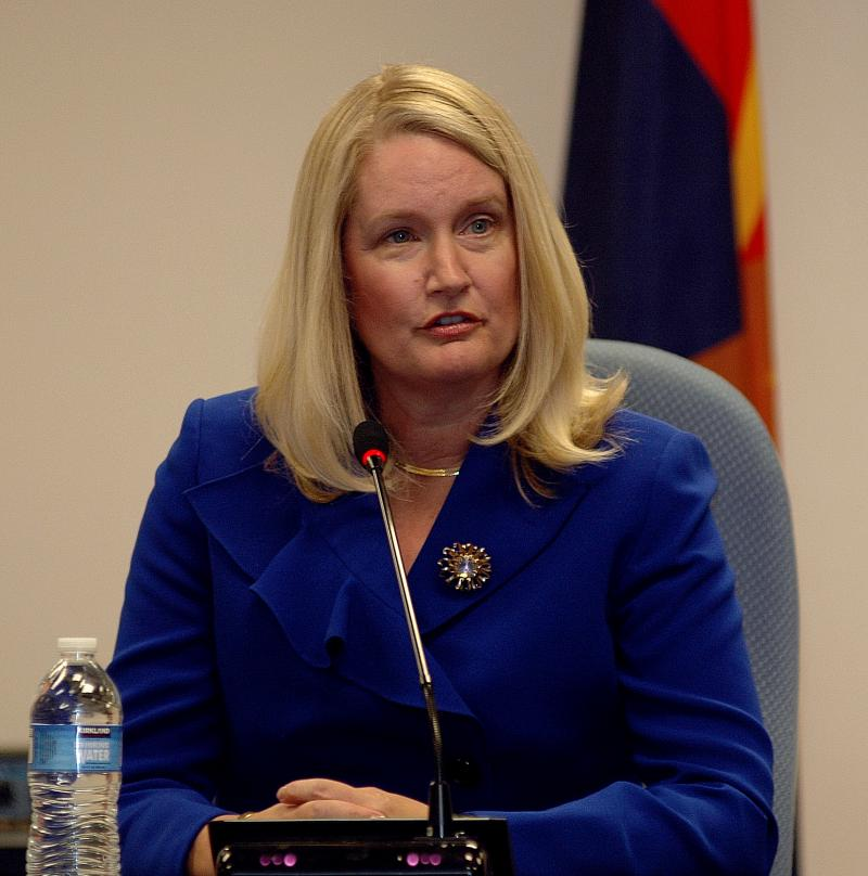 Court of Appeald Judge Ann Scott Timmer, named Friday by Gov. Jan Brewer to the Arizona Supreme Court.