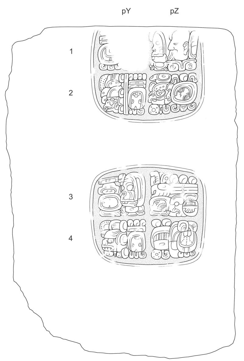 Panel 3 drawing