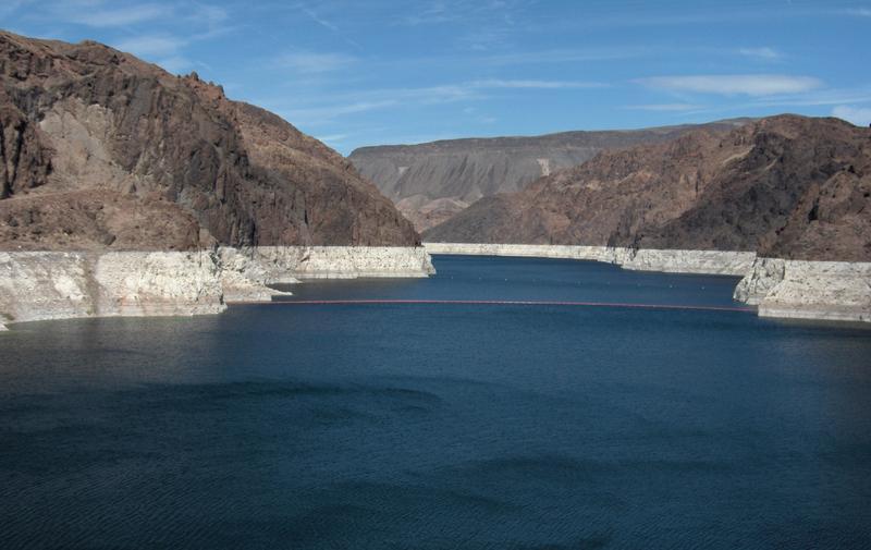 Despite Dwindling Levels Lake Mead Water Restrictions
