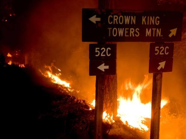 Gladiator Fire, May 19,2012