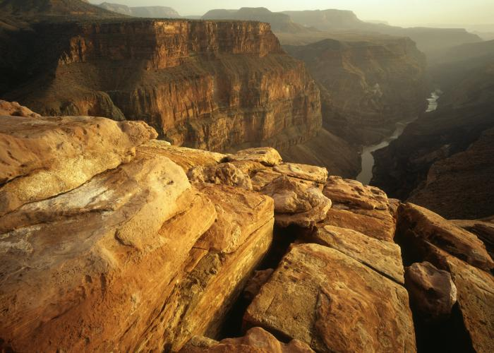 Carving grand canyon new theories about an old