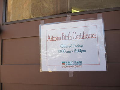 Navajos Born At Home Find It Hard To Get Delayed Birth Certificates ...
