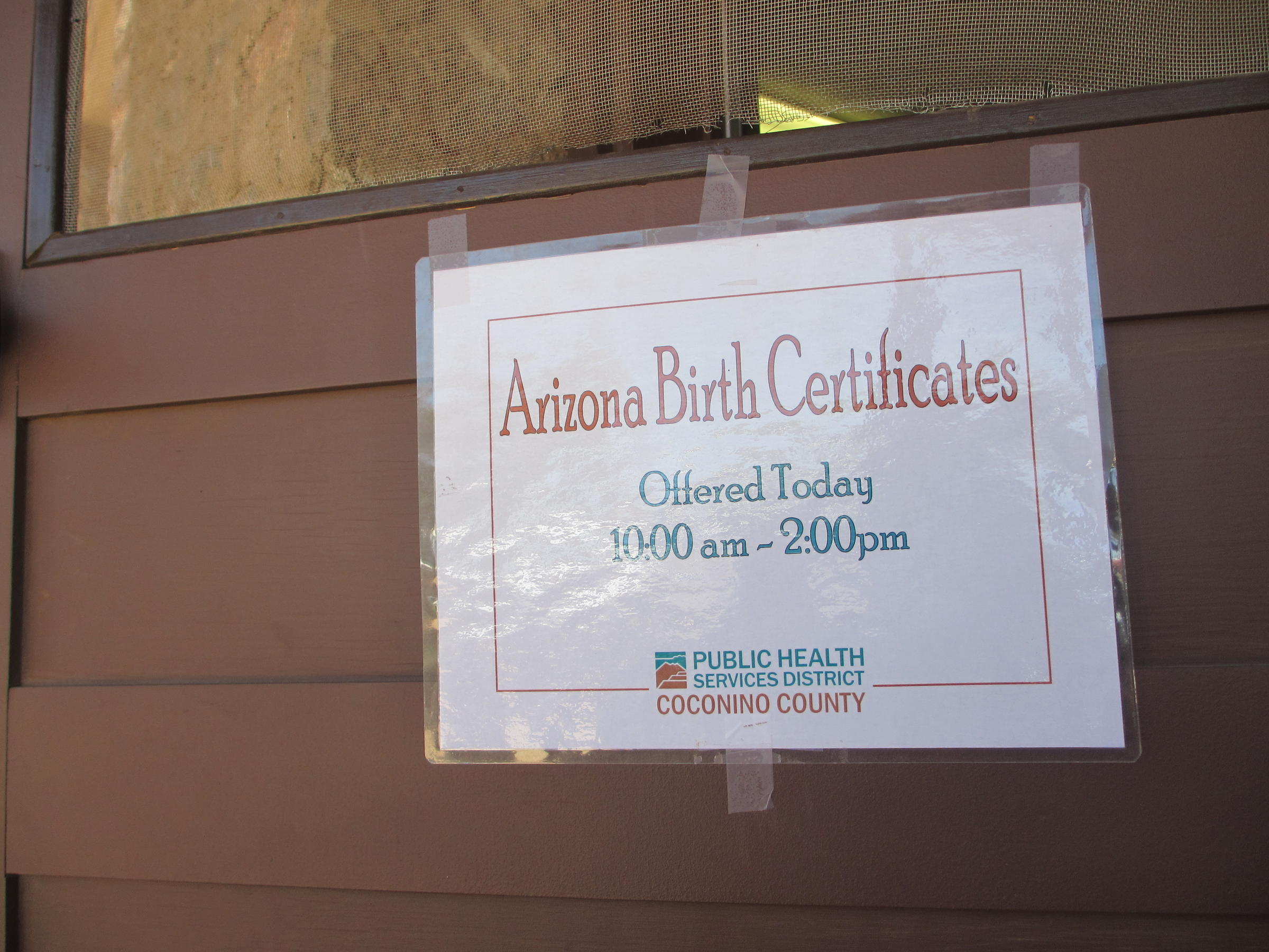 Native American Delayed Birth Certificate Process Gets Streamlined