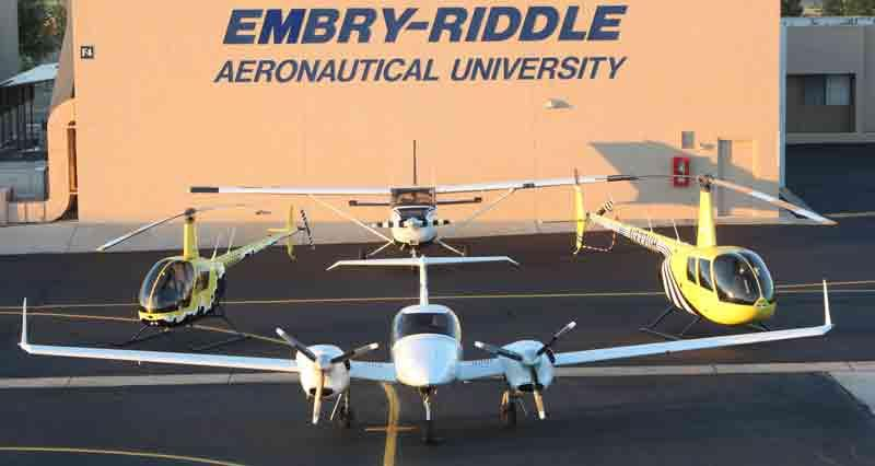 Travel Ban Keeps International Flight Students In Arizona