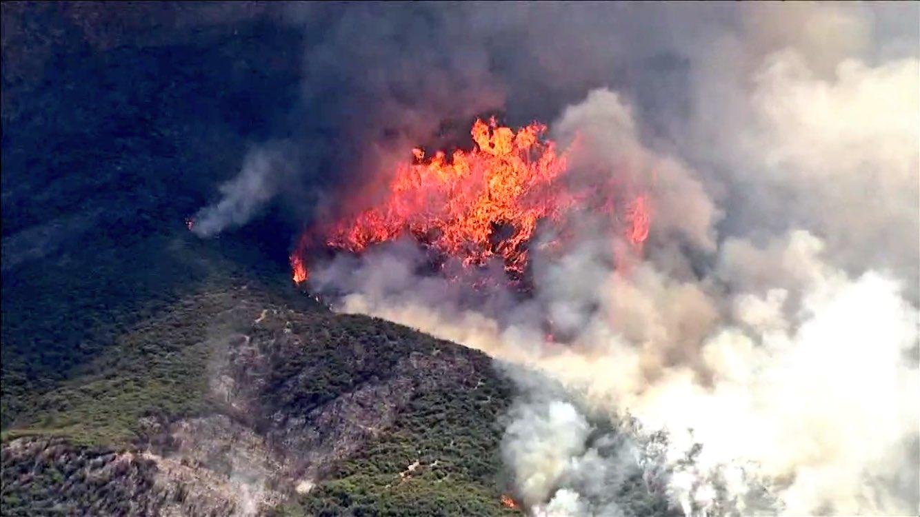 Arizona fire grows, more evacuations possible