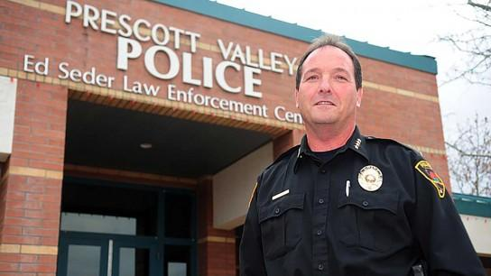 Prescott Valley Police Offering Cash Reward For Chief's Lost Glock