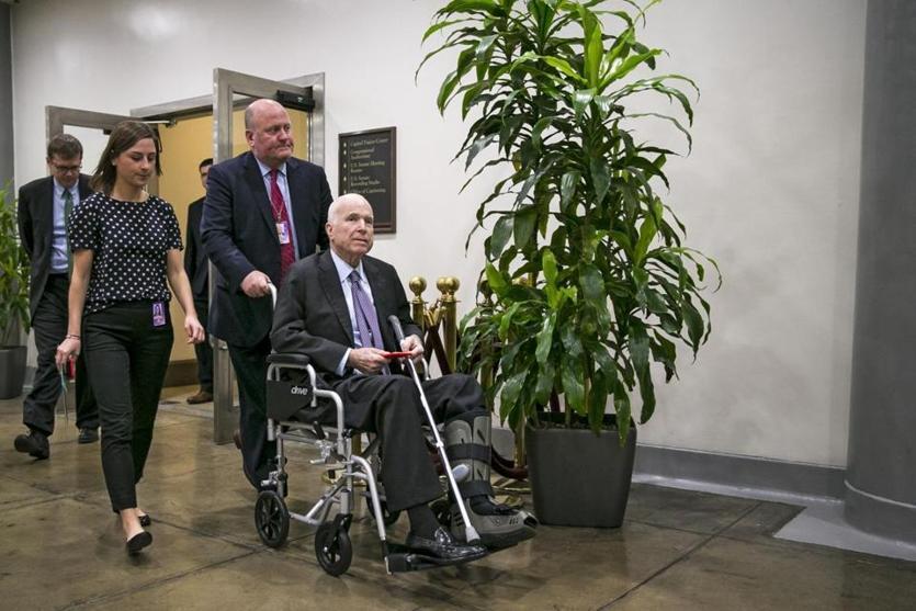 Sen. McCain: 'I'm Feeling Well,' Will Return to Senate After Holidays