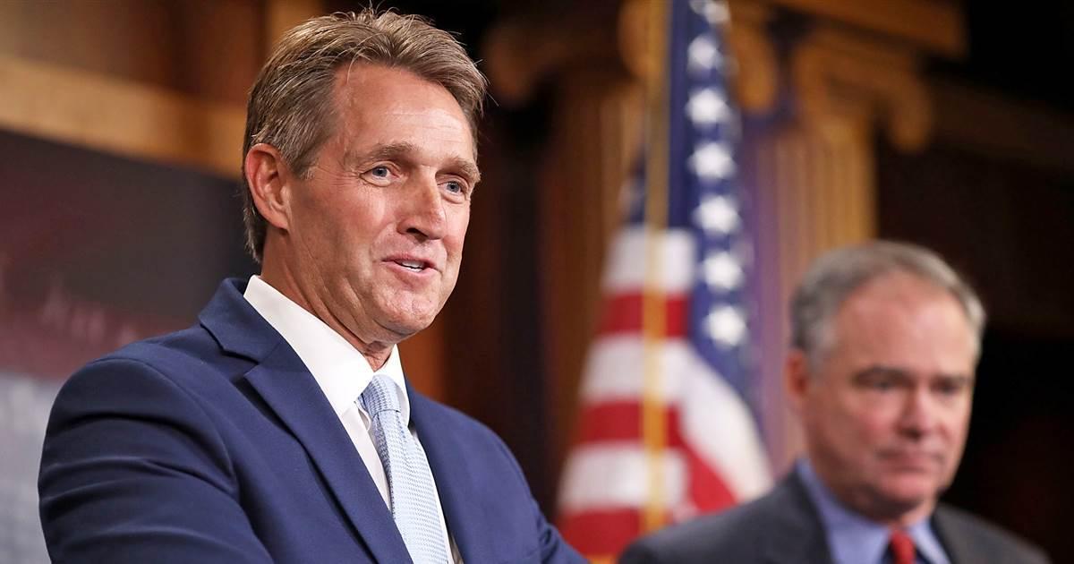 GOP Lawmakers Voice Little Support For Trump's Tariffs