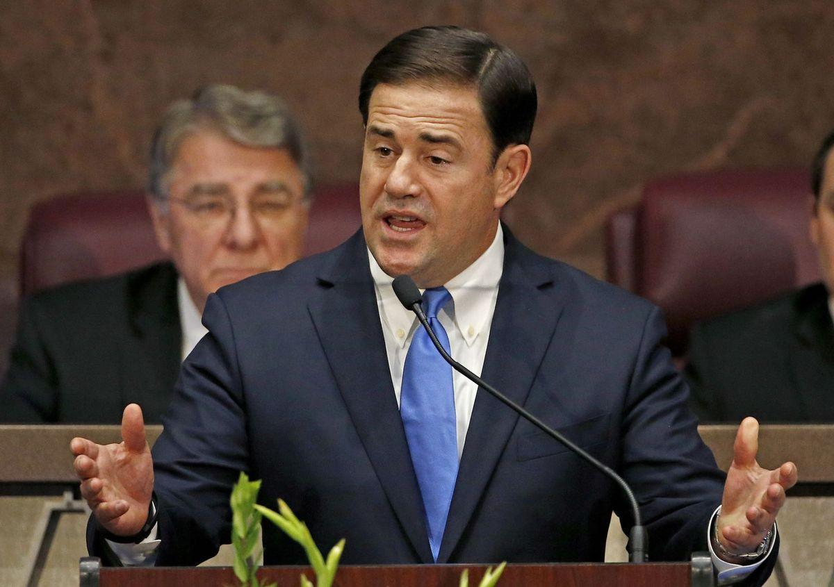 Governor Ducey Releases His Plan For Safer Schools An Communities