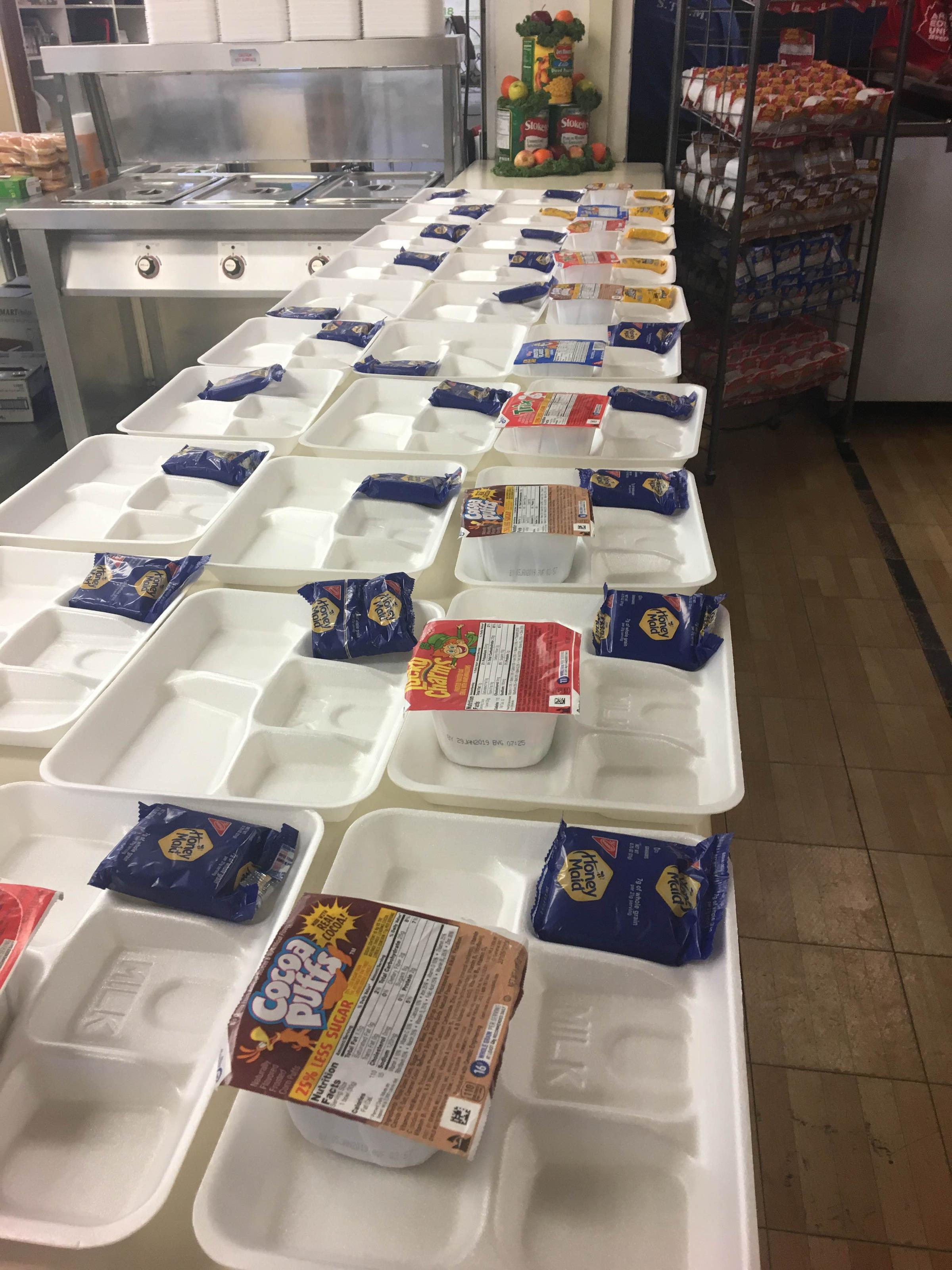 Fusd School Food Service