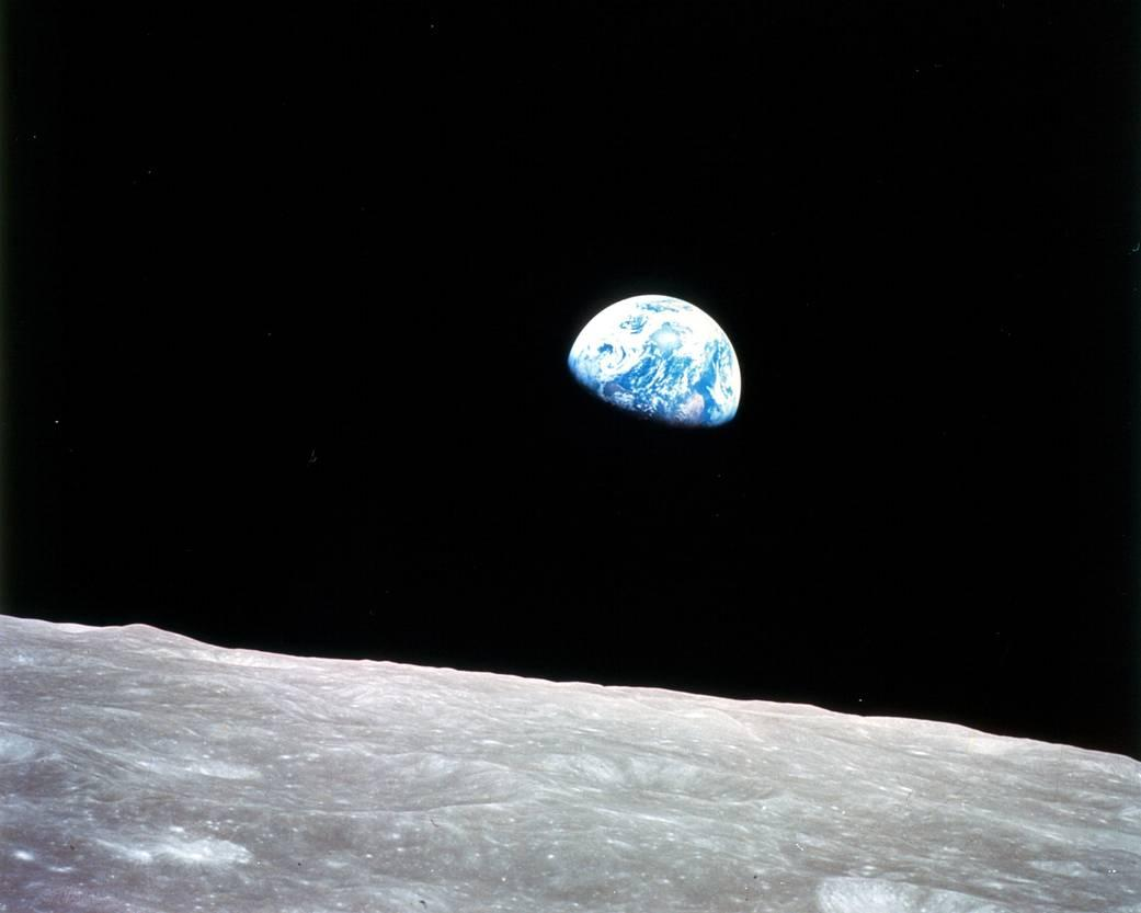 Years Ago Today, Apollo 8 Wished Earth A Merry Christmas Eve