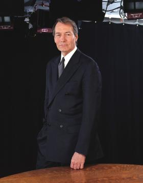 Acclaimed interviewer and broadcast journalist Charlie Rose, former anchor of the CBS News program Nightwatch, engages Americas best thinkers, writers, politicians, athletes, entertainers, business leaders, scientists and other newsmakers in one-on-one interviews and roundtable discussions five nights a week.