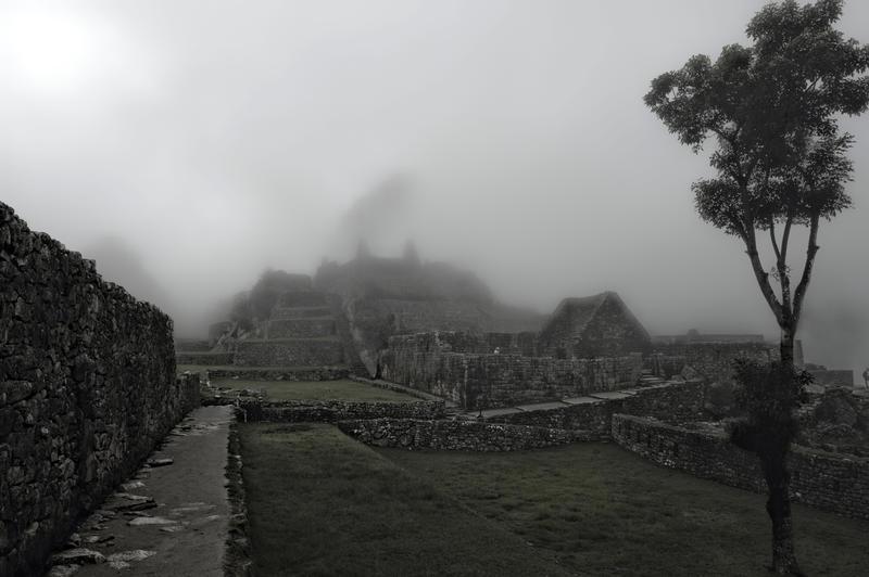 Macchu Picchu, Peru.