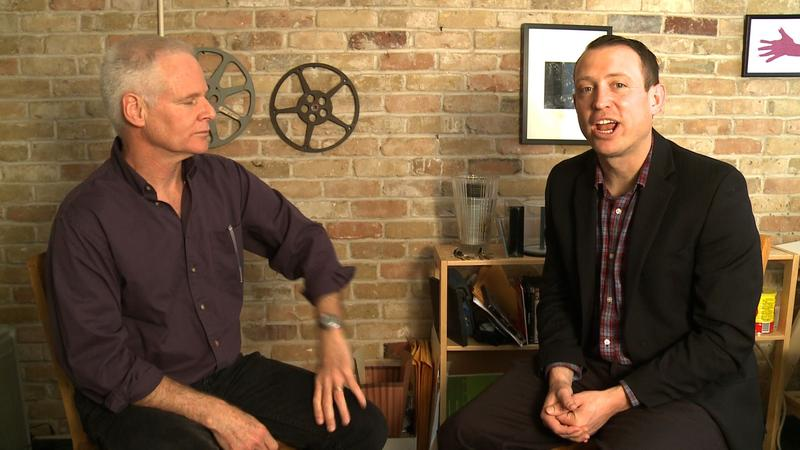 Paul Hunton interviews documentary filmmaker, Andrew Garrison.
